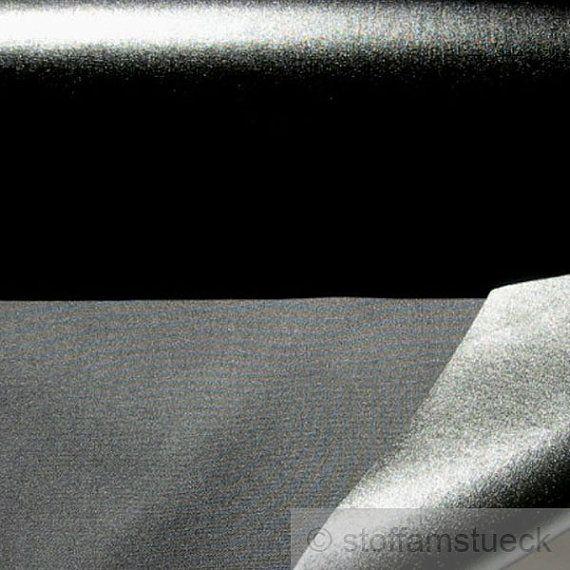 Stoff Polyamid 6.6 Cordura® Gewebe schwarz von stoffamstueck