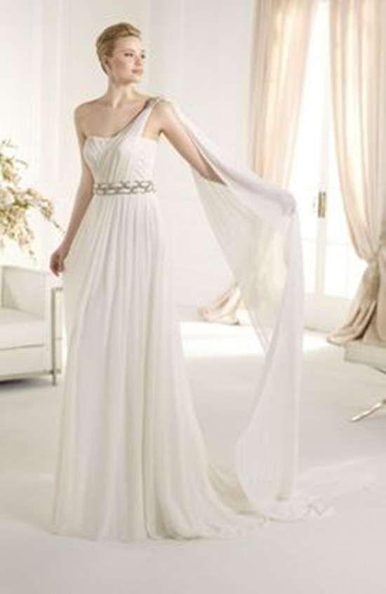 Vestidos de novia modelos griegos