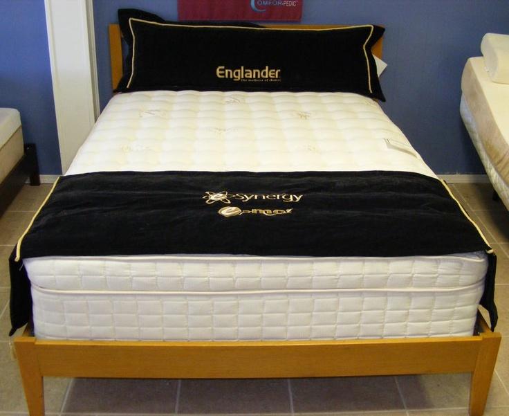 Englander mattress    www.thefurniturestoreracine.com