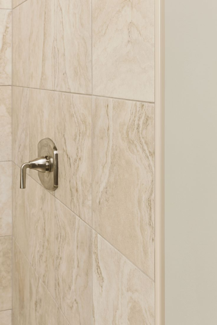 TRIM With Beautifully Beige REAL ESTATE Amp REMODELING In 2019 Washroom Tiles