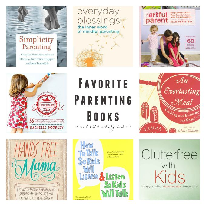 Good Parenting Books for Mother's Day