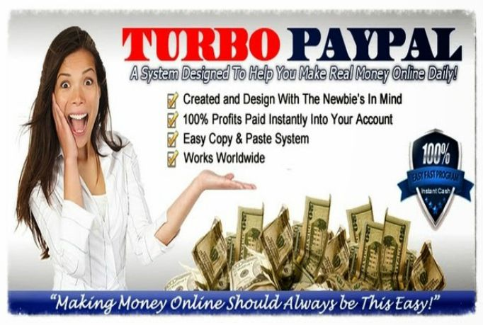 mario365: give You Turbo Paypal System 2014 for $5, on fiverr.com