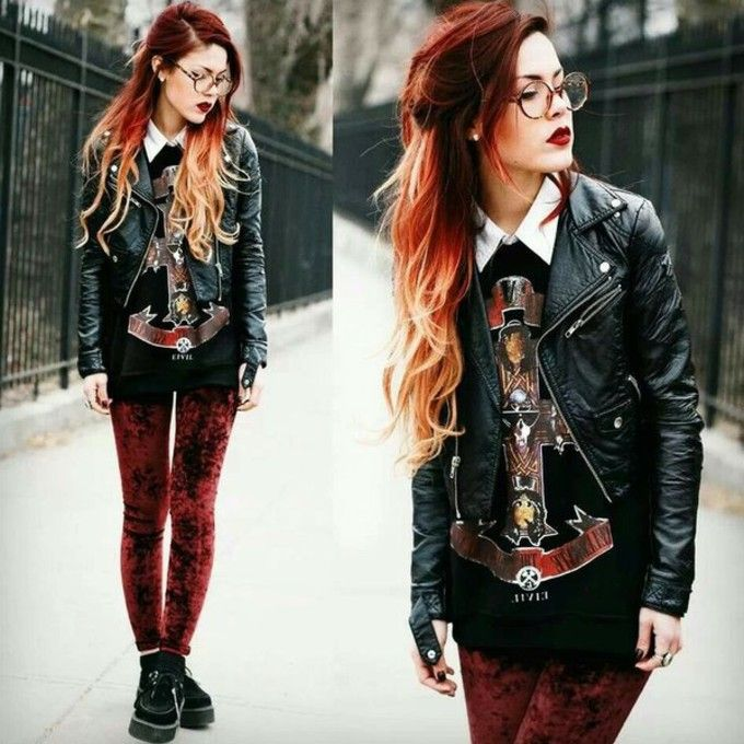 25+ best ideas about Hipster goth on Pinterest | Nu goth ...