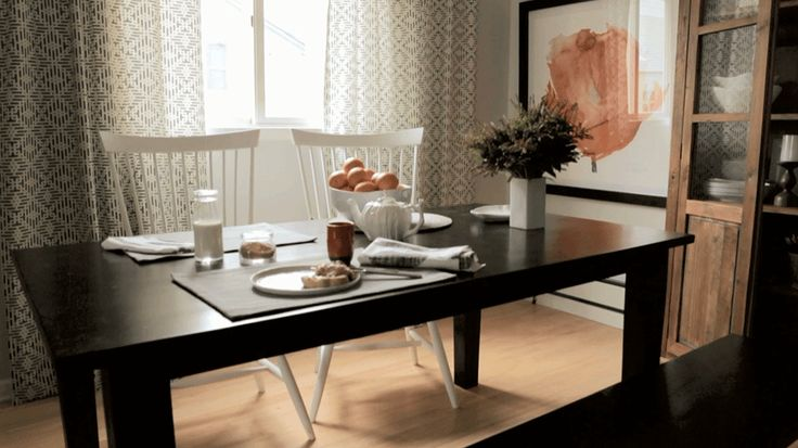 10 Best Dining Table Scape Images On Pinterest