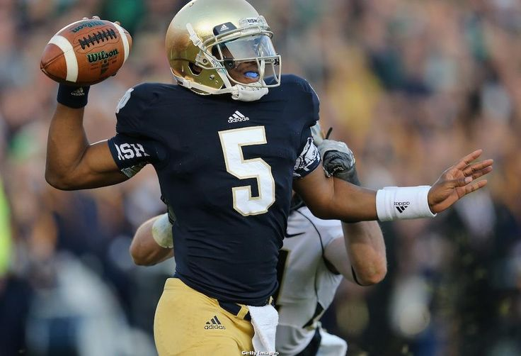 notre dame football | Latest Notre Dame Fighting Irish NCAA Football News (Scout: Notre Dame ...