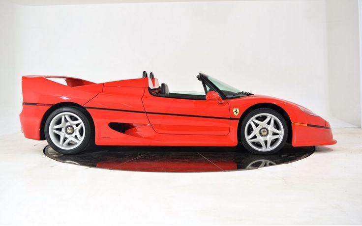 1994 FERRARI F50