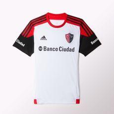 adidas - Camiseta Suplente de Fútbol Newell´s