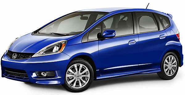 2013 Honda Fit: pics, specs and overview of this cheap hatchback that you can buy for less than $16000 dollars.