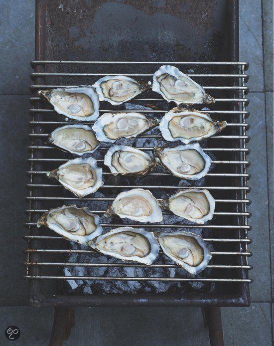 Ook lekker op de BBQ #barbecue #oesters