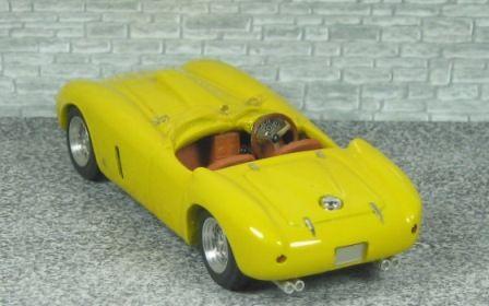 Ferrari 375 MM Spyder Pininfarina 1954 Roberto Rossellini #0402AM - Alfa Model 43