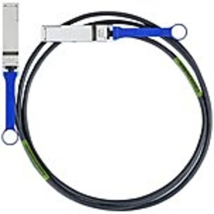 Mellanox MC2206128-005 Network Cable - for Network Device - 16.40 ft - 1 x SFF-8436 QSFP - 1 x SFF-8436 QSFP