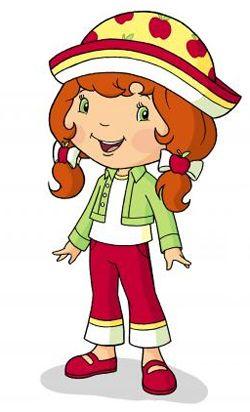 Wikipedia Strawberry Shortcake Characters   Strawberry Shortcake character