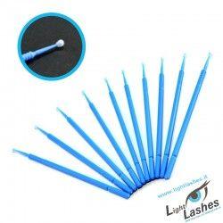 Micro brushes applicatori per extension ciglia Light Lashes: ► Applica prodotto con massima precisione  ► Non assorbe e non rilascia residui   ► Confezione da 10 pz. DISPONIBILITÀ: IMMEDIATA!