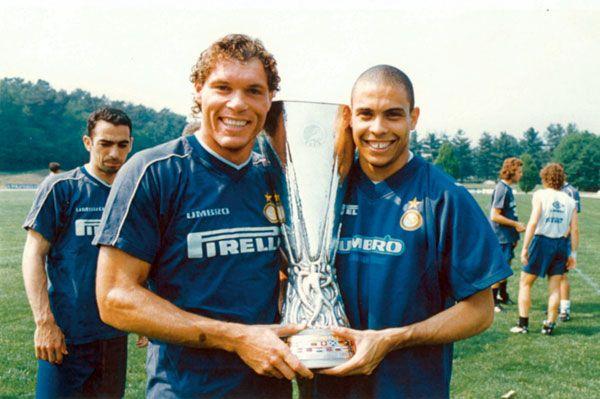 Mauro Milanese & Ronaldo