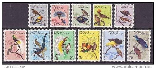 Papua New Guinea 1965 Birds Fine Mint SG 61 Scott 188 Other Papua New Guinea Stamps HERE!