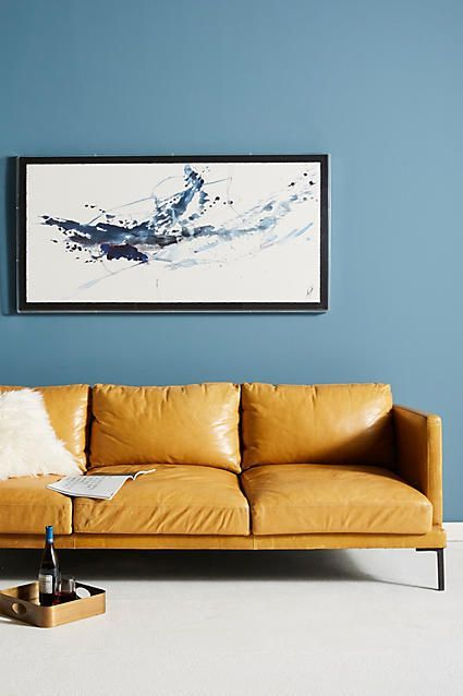 Anthropologie | Sara Brown Free Will I Wall Art (Affiliate, Ad)