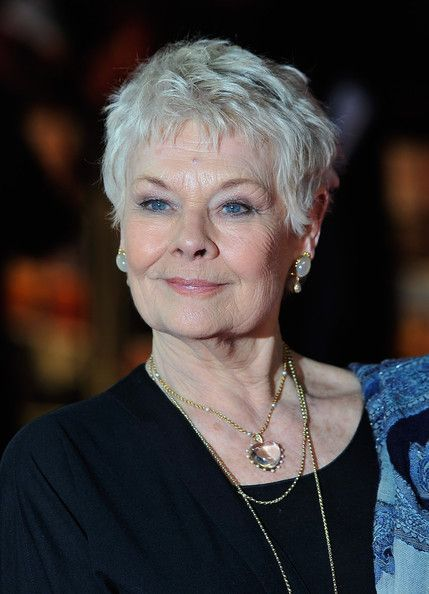 Judi Dench Photo - The Best Exotic Marigold Hotel - World Premiere