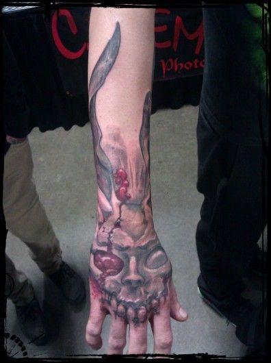 donnie darko tattoo