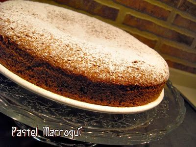 Tarta de calabaza: Pastel marroquí