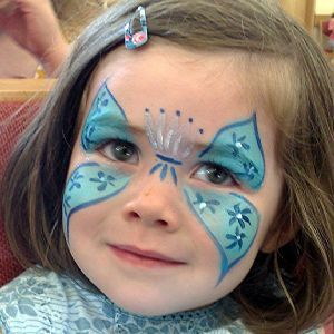 Les 25 meilleures id es de la cat gorie maquillage papillon sur pinterest costume papillon - Maquillage simple enfant ...