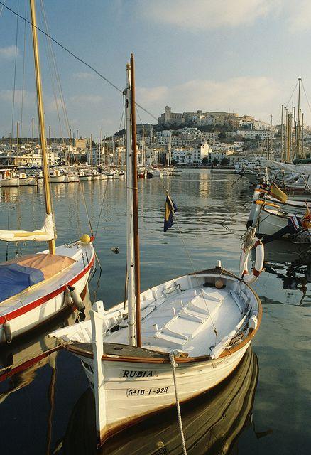 Puerto de Eivissa. Ibiza. by Turisme Illes Balears, via Flickr