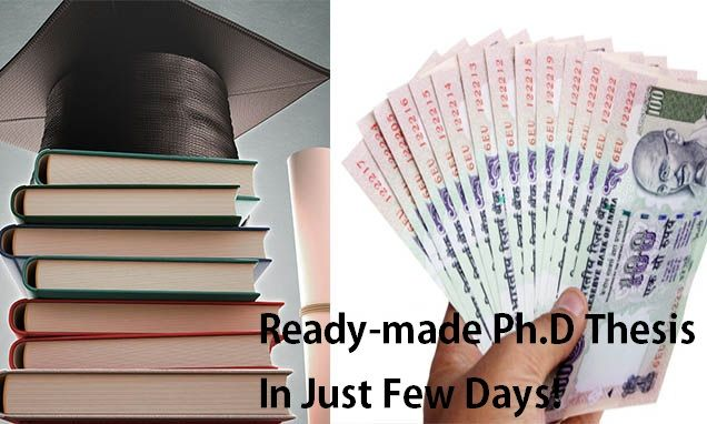 Get Your Custom Or Ready-made #Ph.D/M. Tech Thesis Written By Expert Professor In Just A Few Days! . Visit at: +91-96531-59085