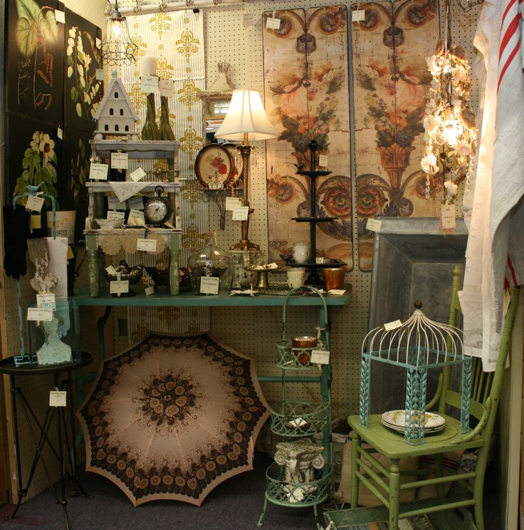 Old Mill Antique Mall Home: Found At Woodstock Antiques In 2019