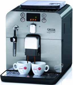 Gaggia Philips Saeco RI9833/61 Coffee Maker Review   The Saeco RI9833/61 is an out an out espresso machine that is a great addition to any kitchen because of its elegant design. You can ... (Read The Full Review)  https://bestcoffeemachinereviews.net/philips-saeco-coffee-machine/