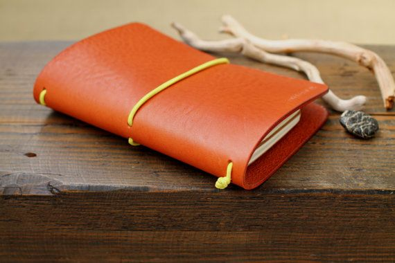 Leather Notebooks Cover Moleskine Cover Daily Diary Leather