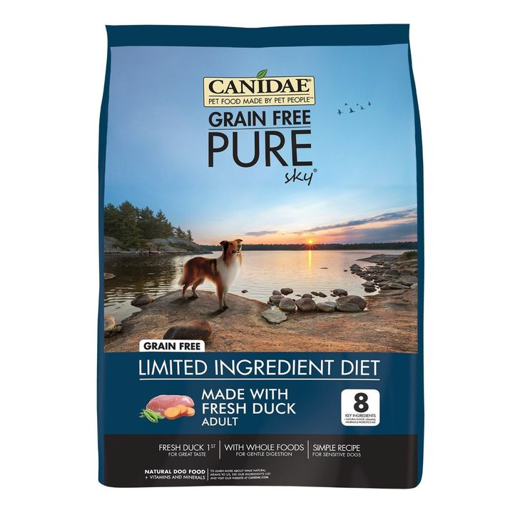 Canidae Grain Free Pure Sky Adult Dog Food, 24 lbs *** Awesome dog product. Click the image : Dog food brands