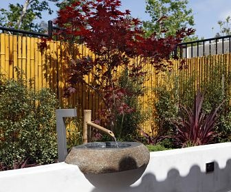 images about Japanese Water Fountain on Pinterest