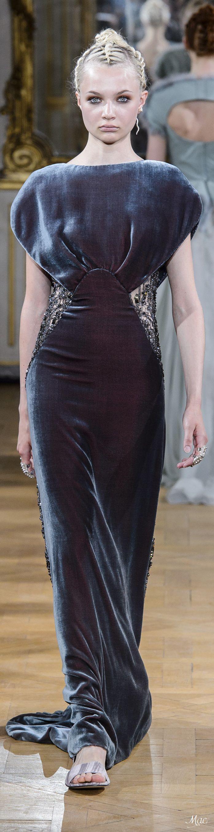 Fall 2017 Haute Couture Antonio Grimaldi