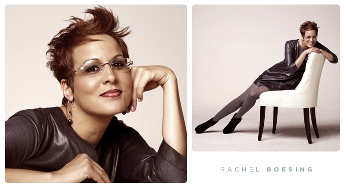 Rachel Boesing, positive beauty