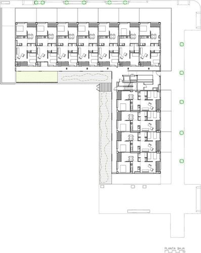 Coll-Leclerc Arquitectos — 44-units social housing in Pardinyes, Lleida
