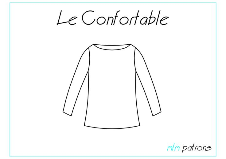 Patron Le Confortable