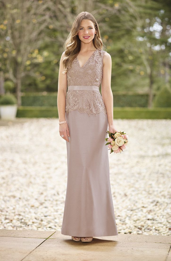 18 best images about bridesmaid dresses on pinterest wedding sizes 6 26 bridesmaid dress by mr k in pearl featuring a shiny guipure ombrellifo Gallery