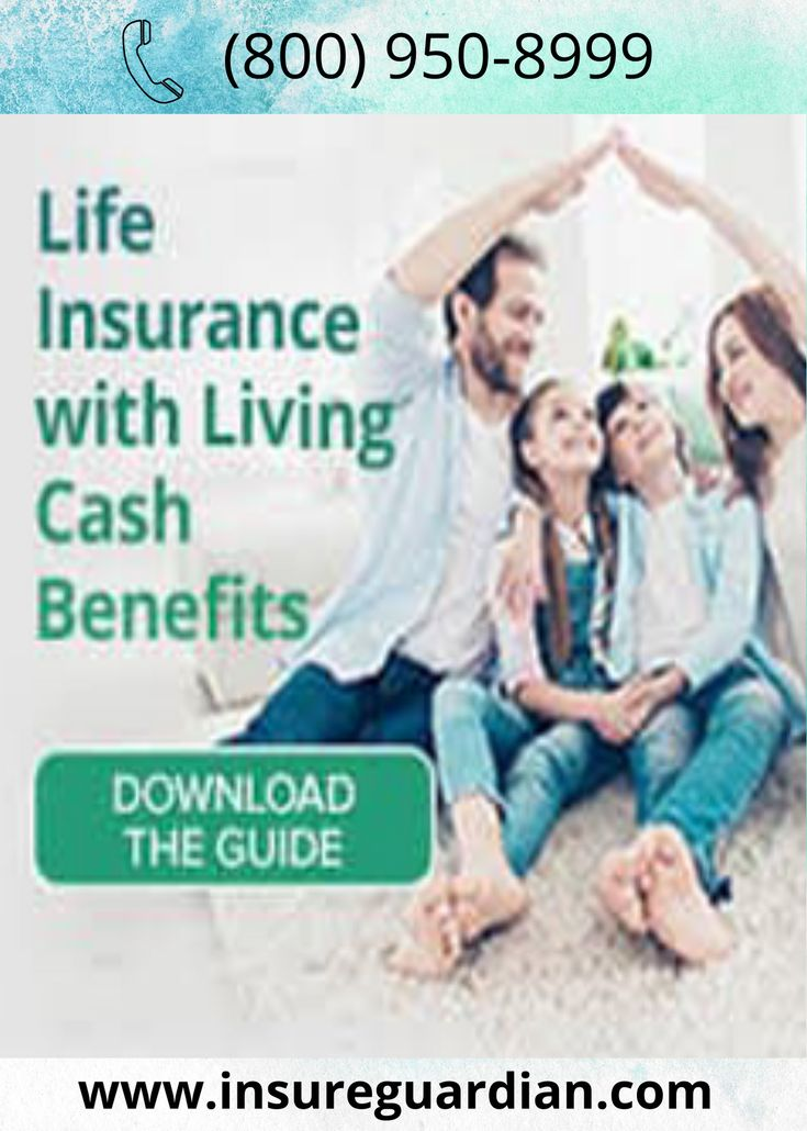 Best life insurance with cash benefits best life