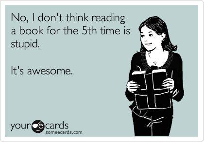 Κάπως έτσι νιώθουμε κι εμείς για τη σειρά βιβλίων Must Read! Διαχρονικά λογοτεχνικά διαμάντια σε νέες μειωμένες τιμές :-)