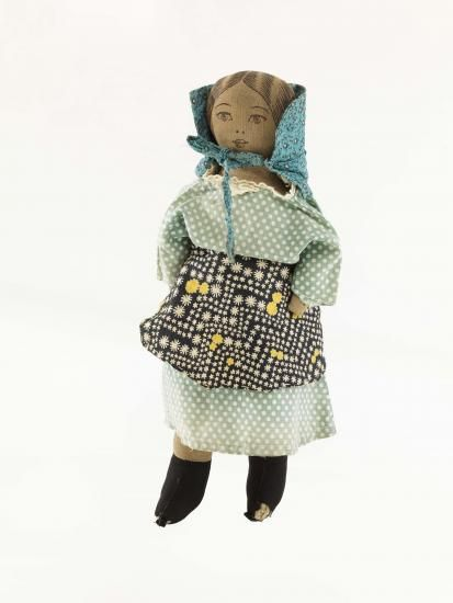 Women in rural Indiana created rag dolls during the Great Depression, helping to lift up their community.