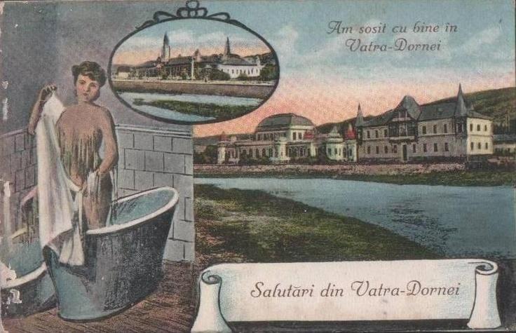 Vatra Dornei anii 1900