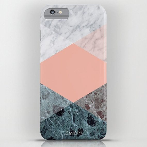 Marmor Handyhulle Iphone