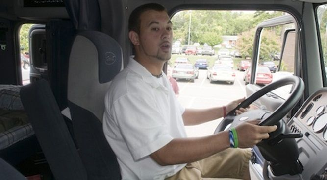 Teens To Solve the Truck Driving Shortage? Full Story: http://www.truckdrivingjobs.com/news/241/teens-to-solve-the-truck-driving-shortage.html #truckdrivingjobs #truckdrivers #trucking #careers