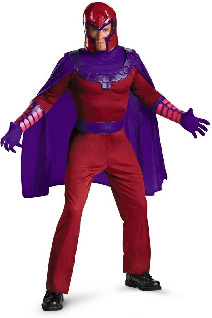 Become the Master of Magnetism with this cool Magneto costume!  $70.88