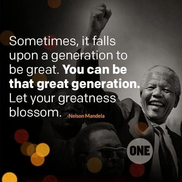 Famous Quotes Of Nelson Mandela: 25+ Best Nelson Mandela Quotes On Pinterest