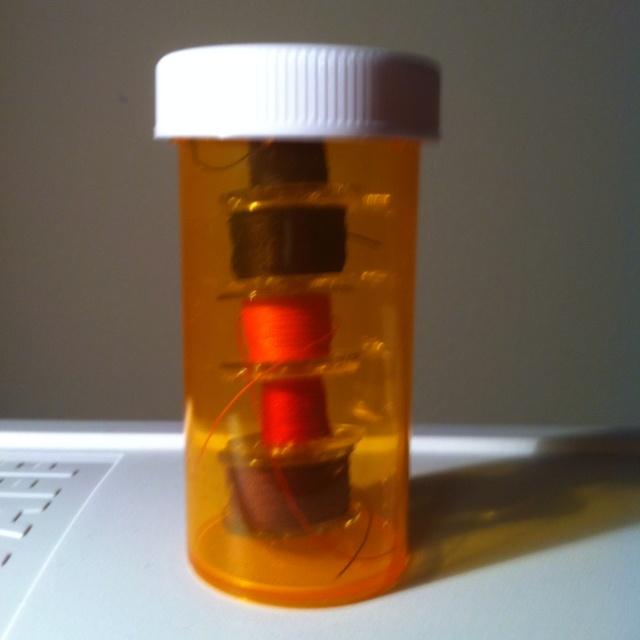 52 best pill bottle to do images on pinterest for Small pill bottles