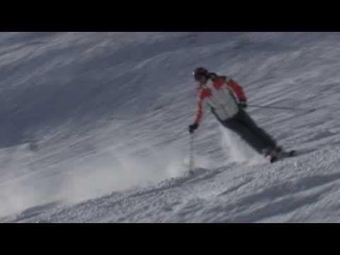 Škola lyžování s Petrem 8. díl - Oblouky - YouTube