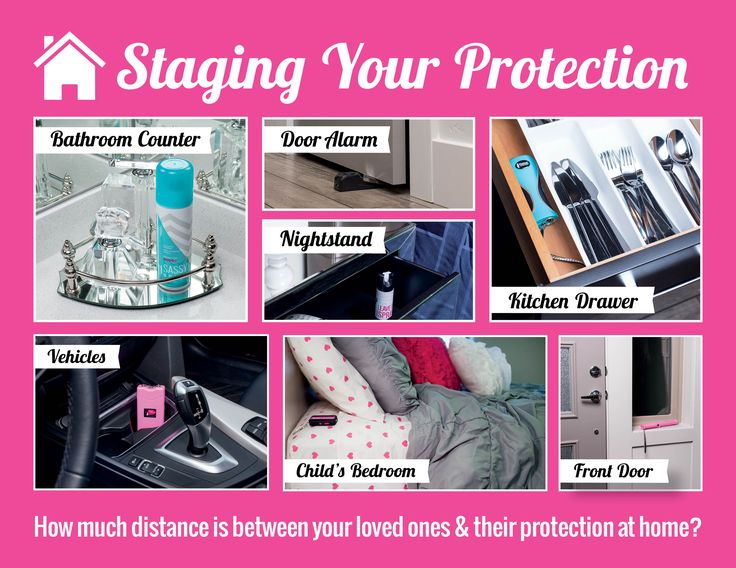 Staging tips for home protection.   Join the Damsel Mission!  Equip, Empower & Educate Stun guns, pepper spray, security on the go, conceal carry purses, family education.   Michelle Smith Independent Damsel Pro Damsel in Defense  www.mydamselpro.net/msmith www.facebook.com/didpromichellesmith