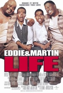 Life (1999) Movie  Poster -  Eddie Murphy - Martin Lawrence - Bernie Mac- NEW