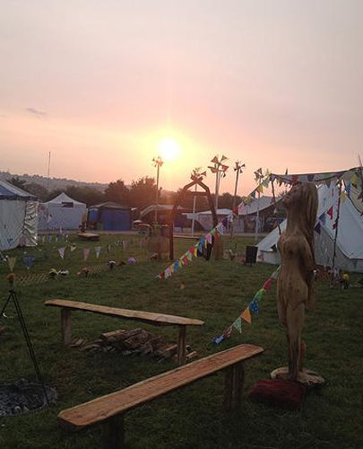 www.wildernessfestival.com Charlbury, Oxfordshire / A celebration of the arts & outdoors in the wilds of England. 3rd - 6th August 2017 at Cornbury Park, Oxfordshire