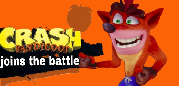 Crash bandicoot ssb